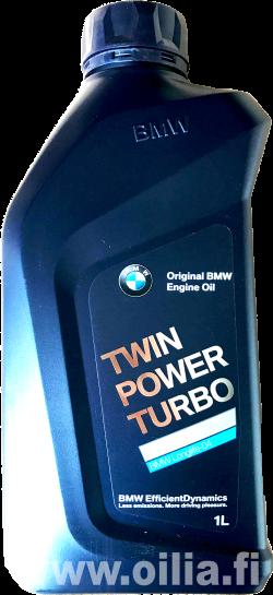 BMW Twinpower Turbo Oil Longlife-04 SAE 0W-30