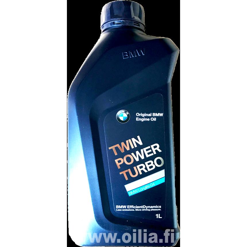 BMW Twinpower Turbo Oil Longlife-04 SAE 5W-30