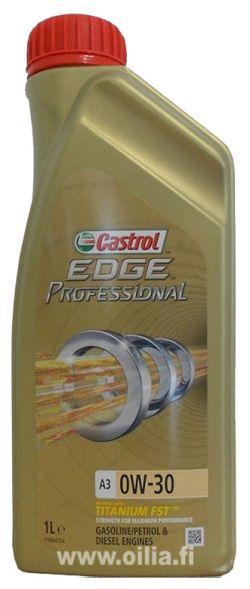 EDGE Professional A3 0W-30
