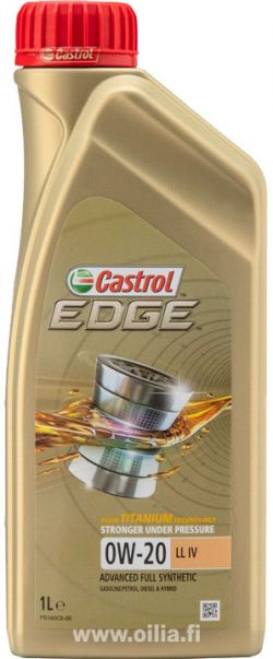 EDGE 0W-20 LL IV
