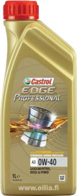 EDGE Professional A3 0W-40