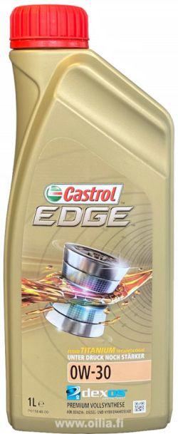 EDGE Professional C3 0W-30 (Dexos 2)