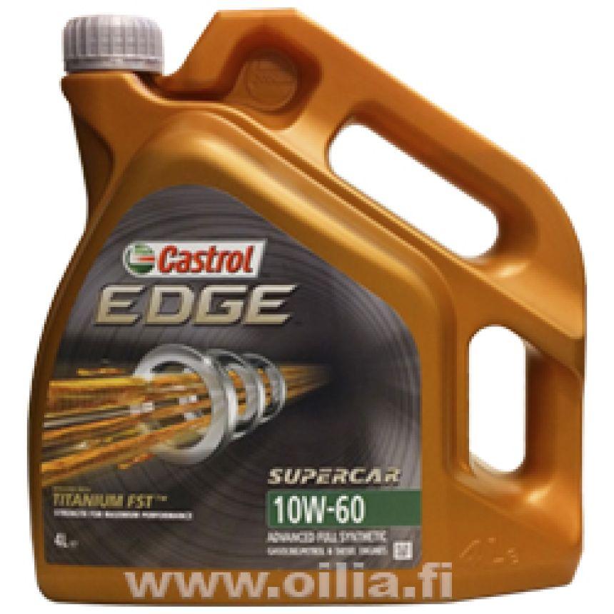 EDGE SUPERCAR 10W-60