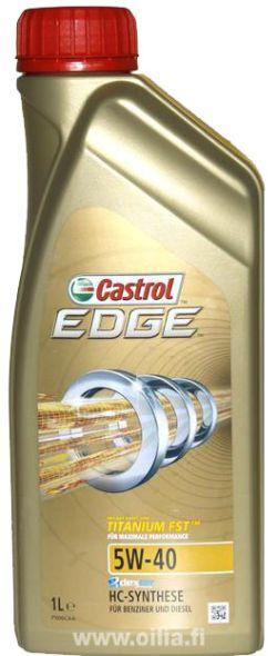 EDGE TITANIUM 5W-40