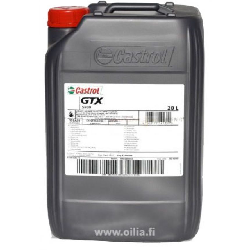 GTX 5W-30 C2