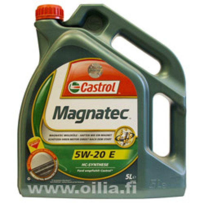 MAGNATEC STOP-START 5W-20 E