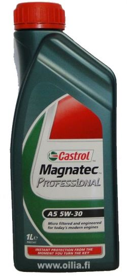 Magnatec Professional A5 5W-30 (without Ford logo)