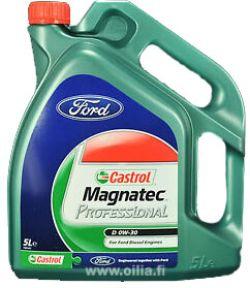 FORD-CASTROL Magnatec Professional D 0W-30 (Ford Logo)