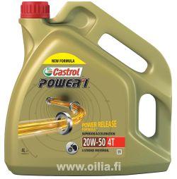 POWER 1 4T 20W-50