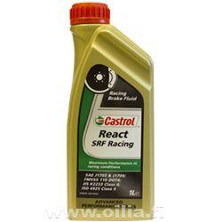 REACT SRF RACING