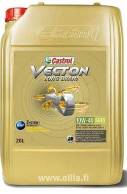 VECTON LONG DRAIN 10W-40 E6/E9
