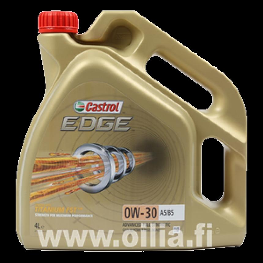 EDGE TITANIUM FST 0W-30 A5/B5