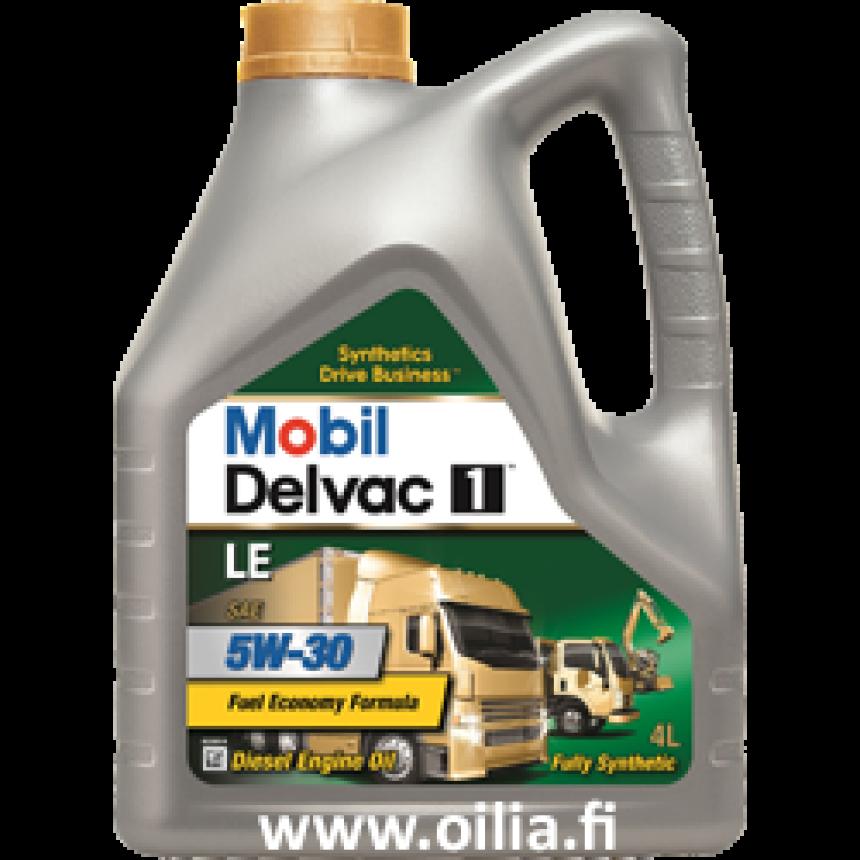 DELVAC 1 LE 5W-30