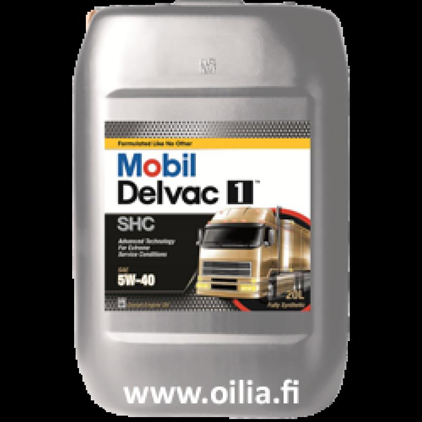 DELVAC 1 SHC 5W-40