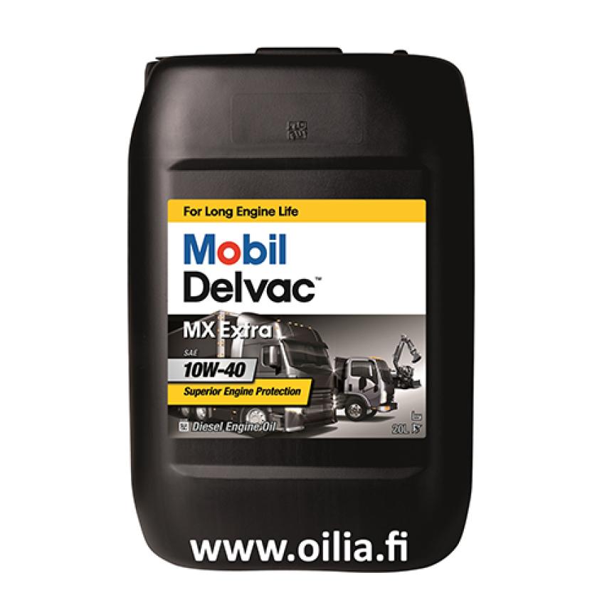 DELVAC MX EXTRA 10W-40