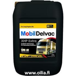 DELVAC XHP EXTRA 10W-40