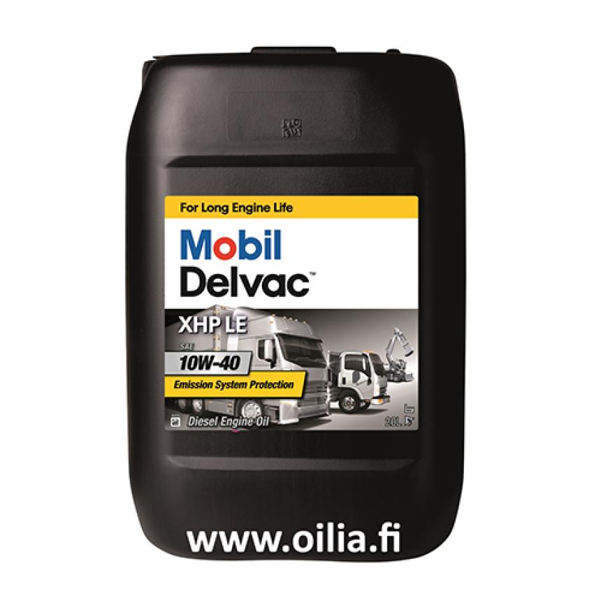 DELVAC XHP LE 10W-40