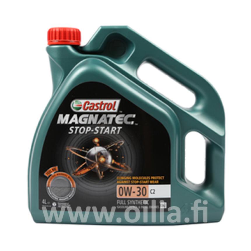 MAGNATEC STOP-START 0W-30 C2