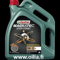 MAGNATEC STOP-START 0W-30 D