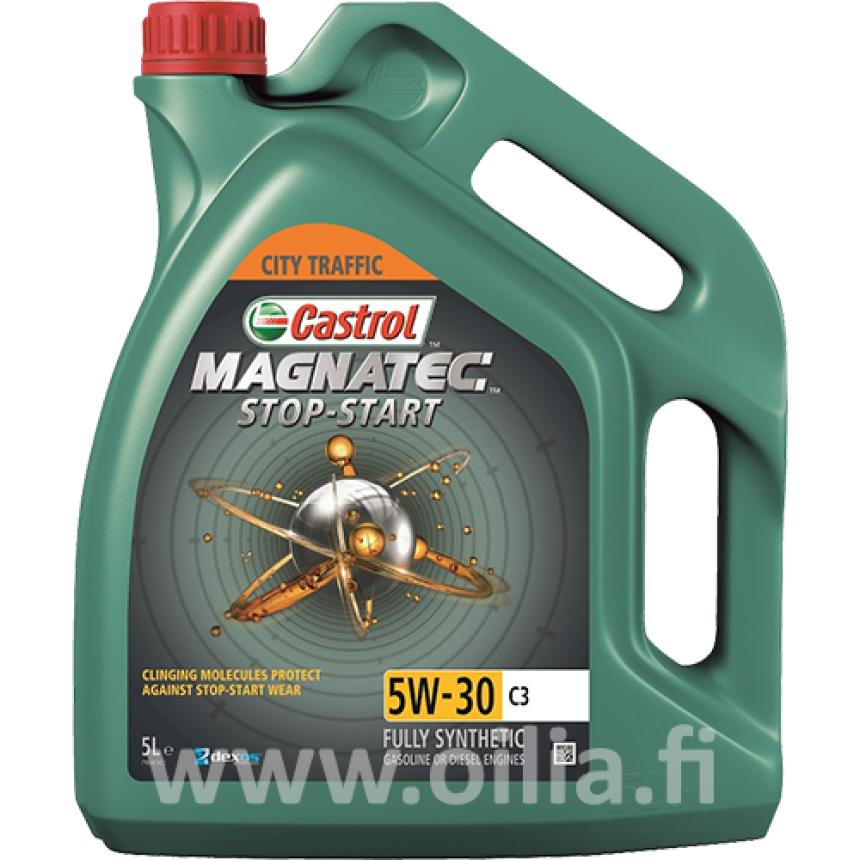 MAGNATEC STOP-START 5W-30 C3