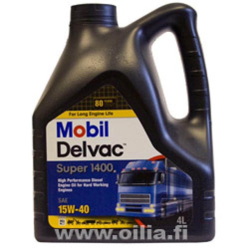 DELVAC SUPER 1400E 15W-40