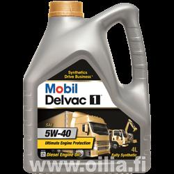 DELVAC 1 5W-40