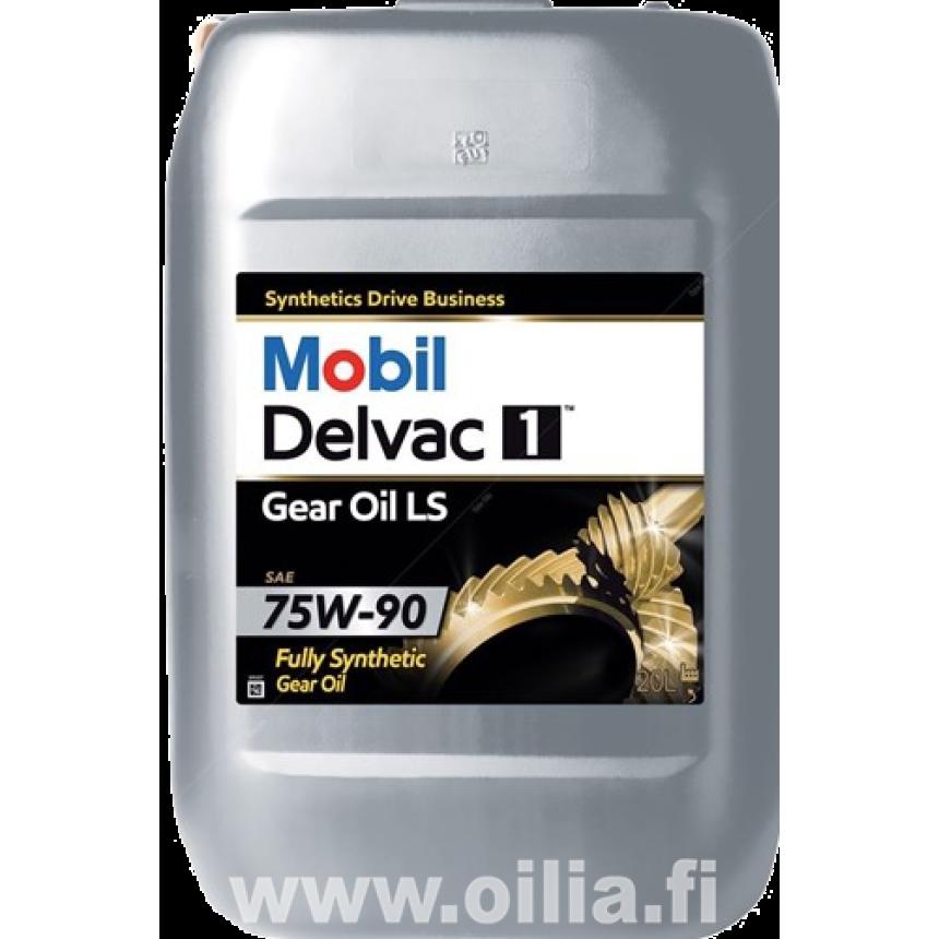 DELVAC 1 GO LS 75W-90