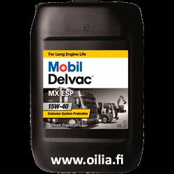 DELVAC MX ESP 15W-40
