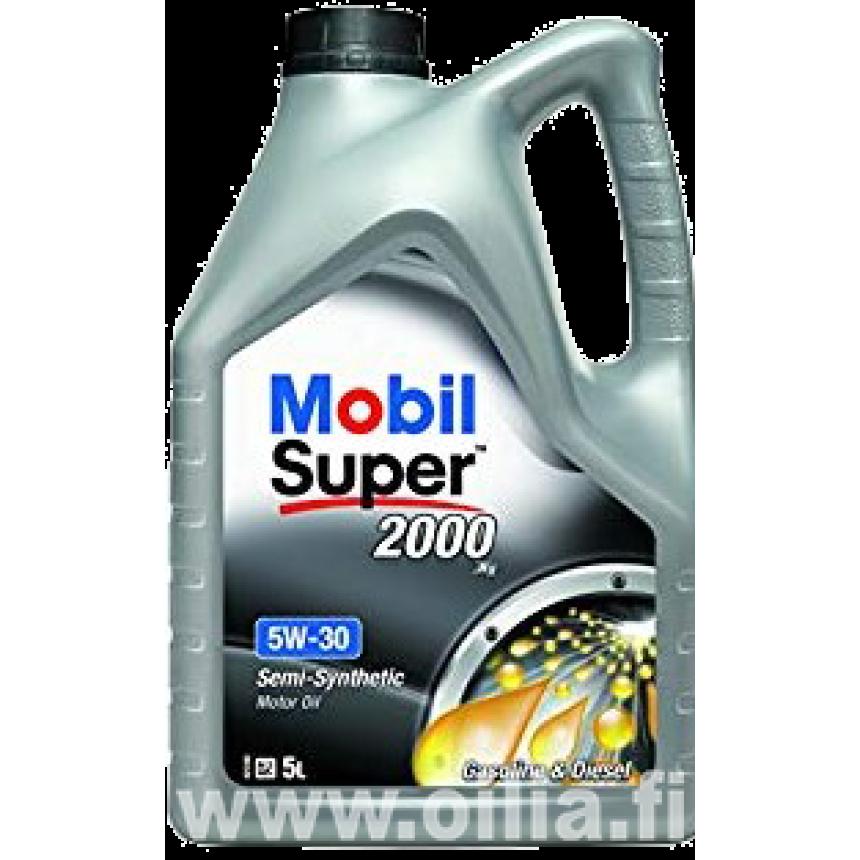 SUPER 2000 X1 5W-30