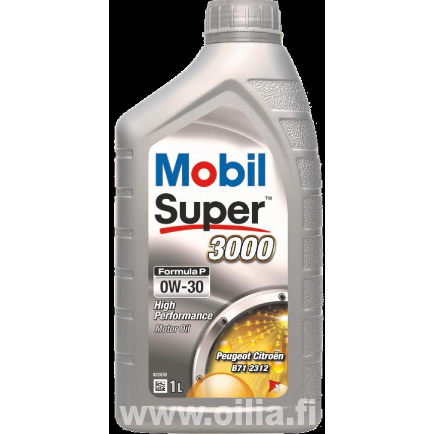 SUPER 3000 FORMULA P 0W-30