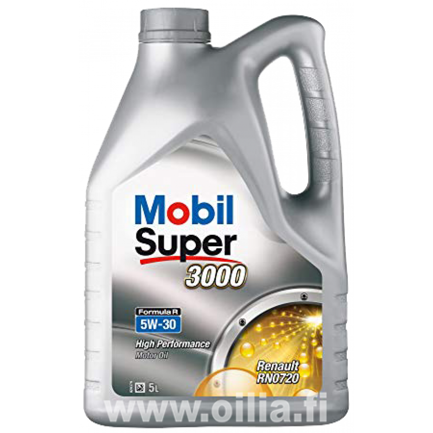 SUPER 3000 FORMULA R 5W-30