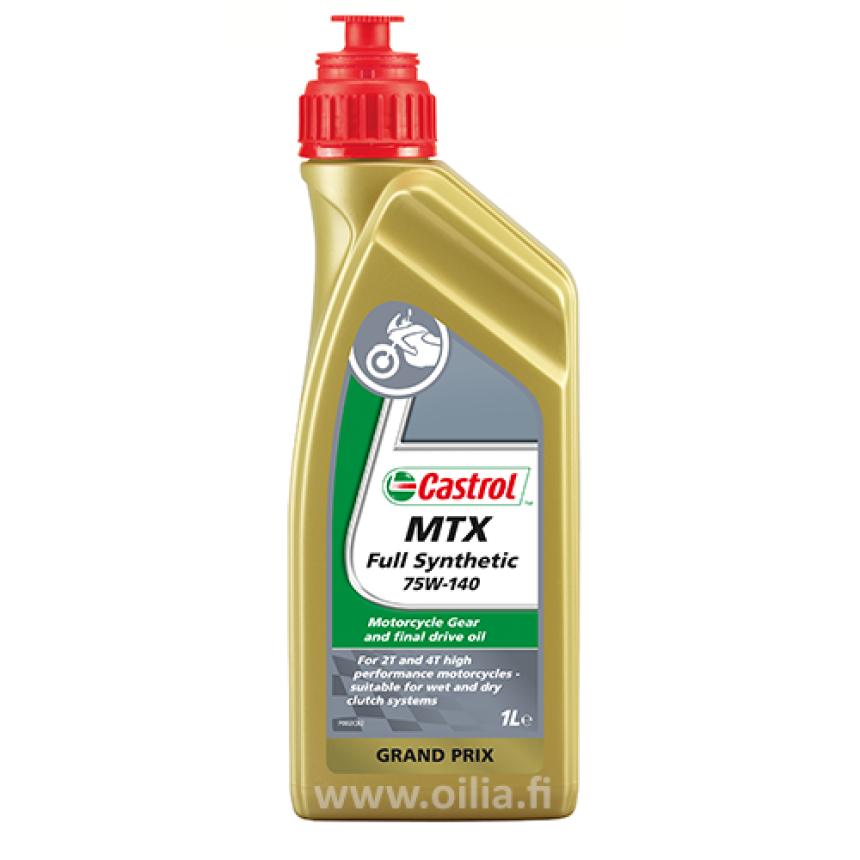 MTX FULL SYNTHETIC GEAR OIL