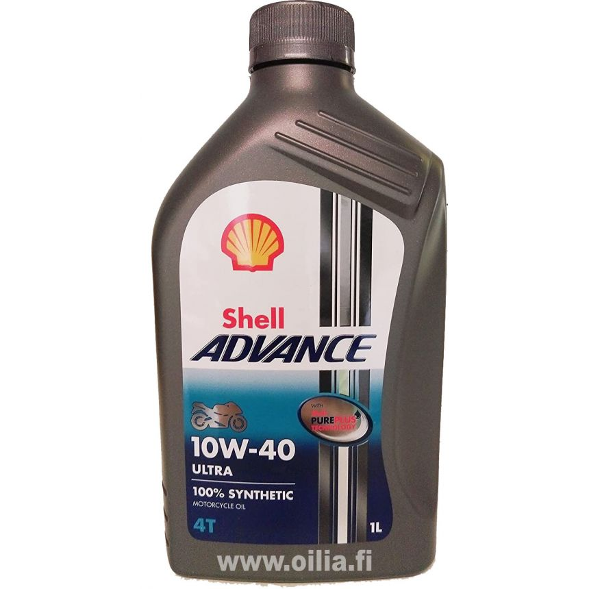 ADVANCE 4T ULTRA 10W-40
