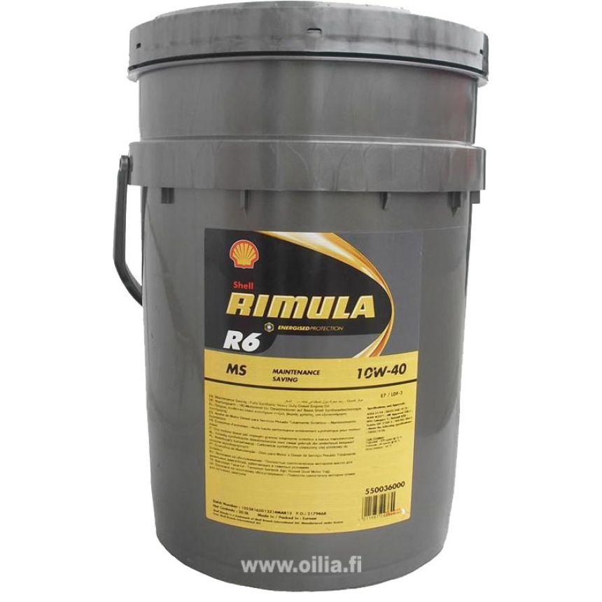 RIMULA R6 MS 10W-40 E4