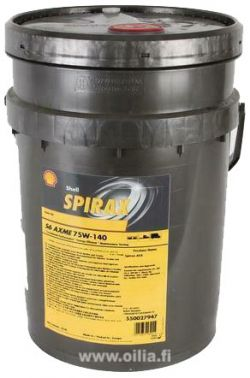 SPIRAX S6 AXME 75W-140