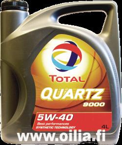 QUARTZ 9000 5W-40