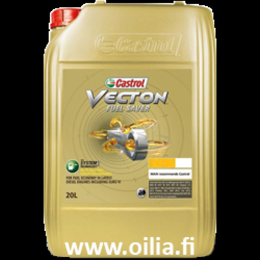 VECTON FUEL SAVER 5W-30 E6/E9