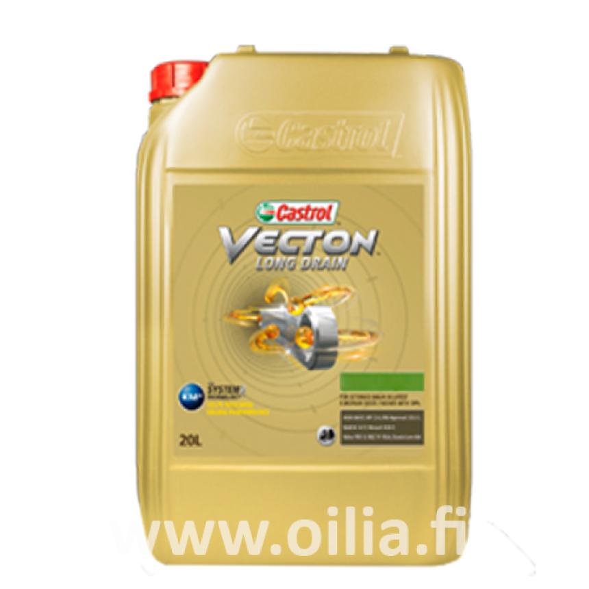 VECTON LONG DRAIN 10W-40 E7